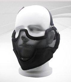 分離型のフェイスマスク