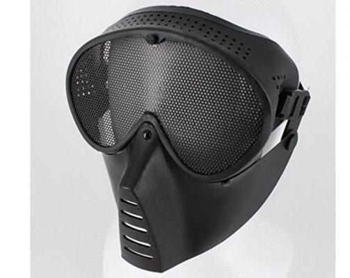 通常のフルフェイスマスク