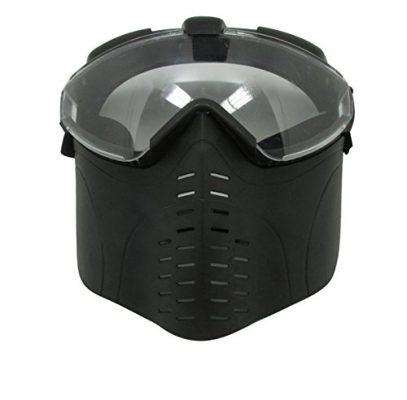 一体型のフェイスマスク