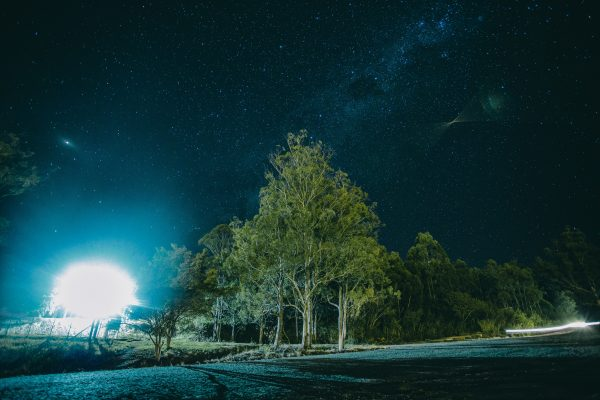 夜戦サバゲー