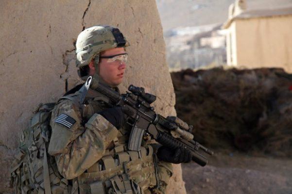 米陸軍の装備