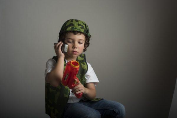子供用の服・装備品